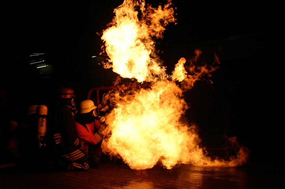Spiel mit dem Feuer 2
