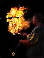 Spiel mit dem Feuer