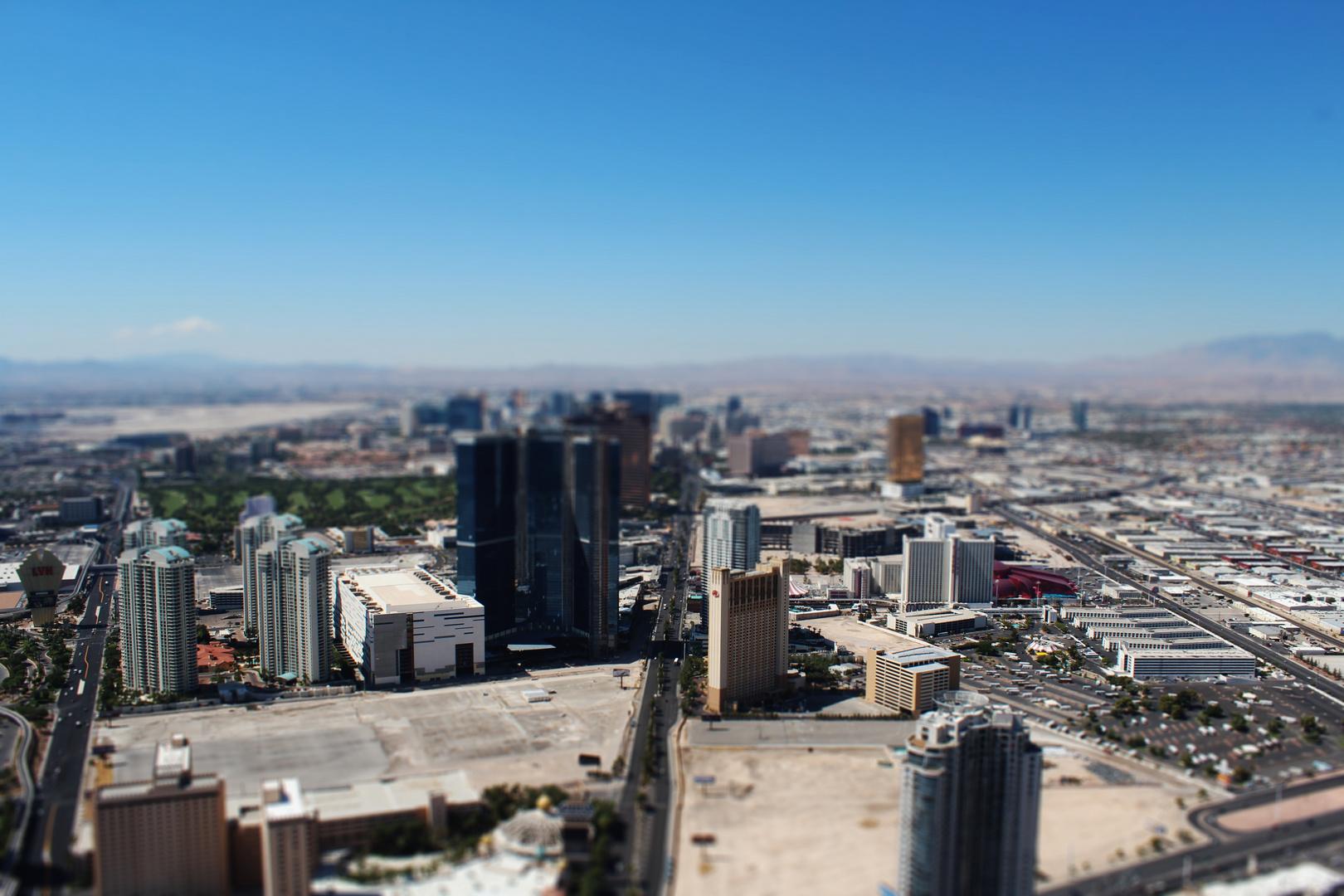 Spiel mit Las Vegas