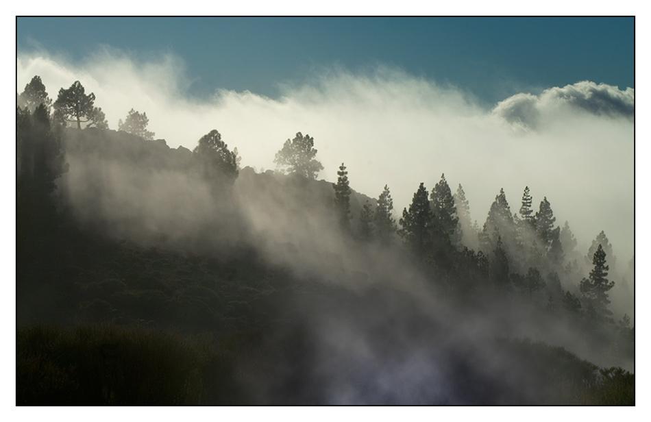 Spiel mit Licht und Wolken . . . (2)