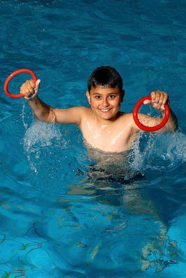 Spiel & Spaß bei der Wasserwacht