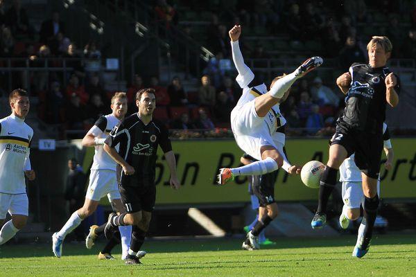 Spiel Viktoria Köln - Alemannia II