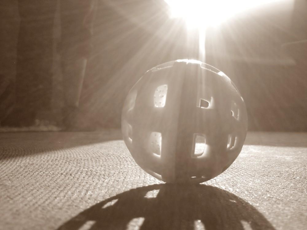 Spielball.