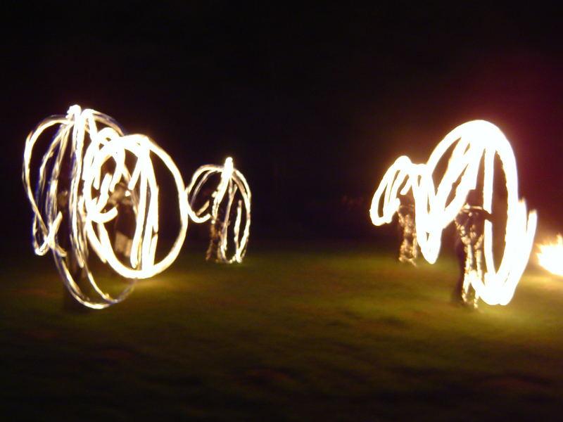 Spiele mit dem Feuer