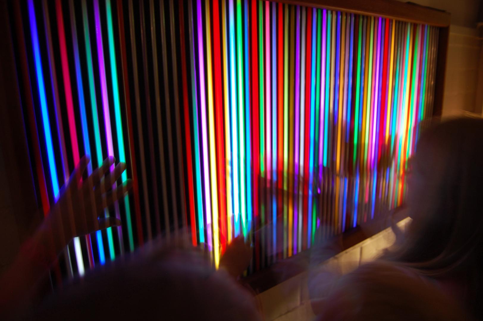 Spielen mit Licht