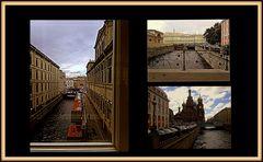 S.Pietroburgo...città d'acqua