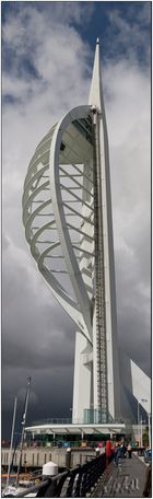 Spinaker Tower in Portsmouth