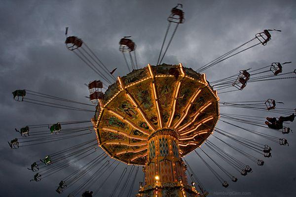 Spinning Wheel spinning