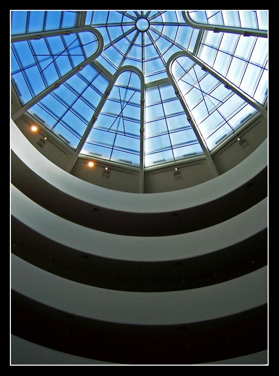 Spiral Skylight
