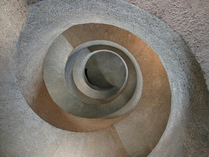 Spirale 1 - in alter Burg