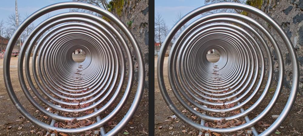 Spirale oder Wendel ?