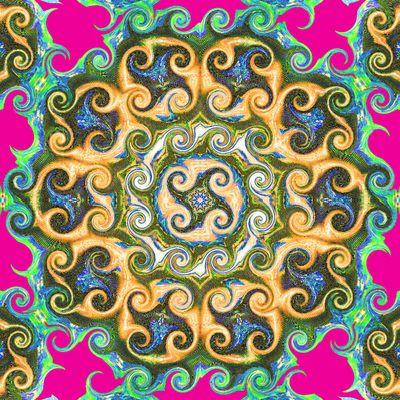 Spirale Träume