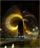 Spiralen bei Nacht