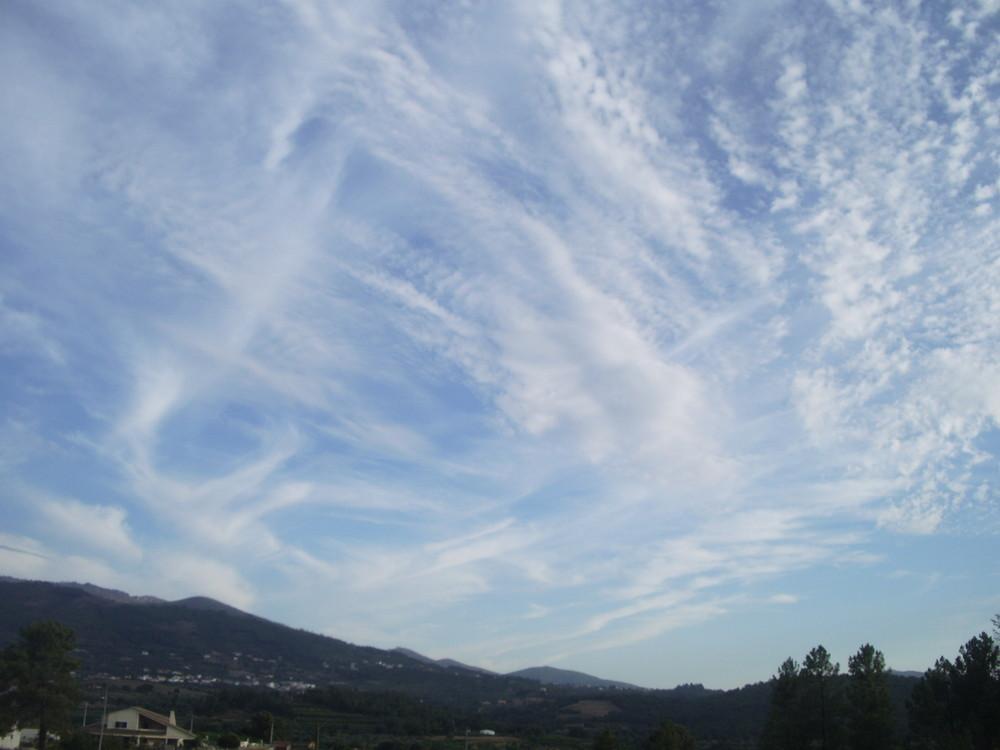 spirales en nuages