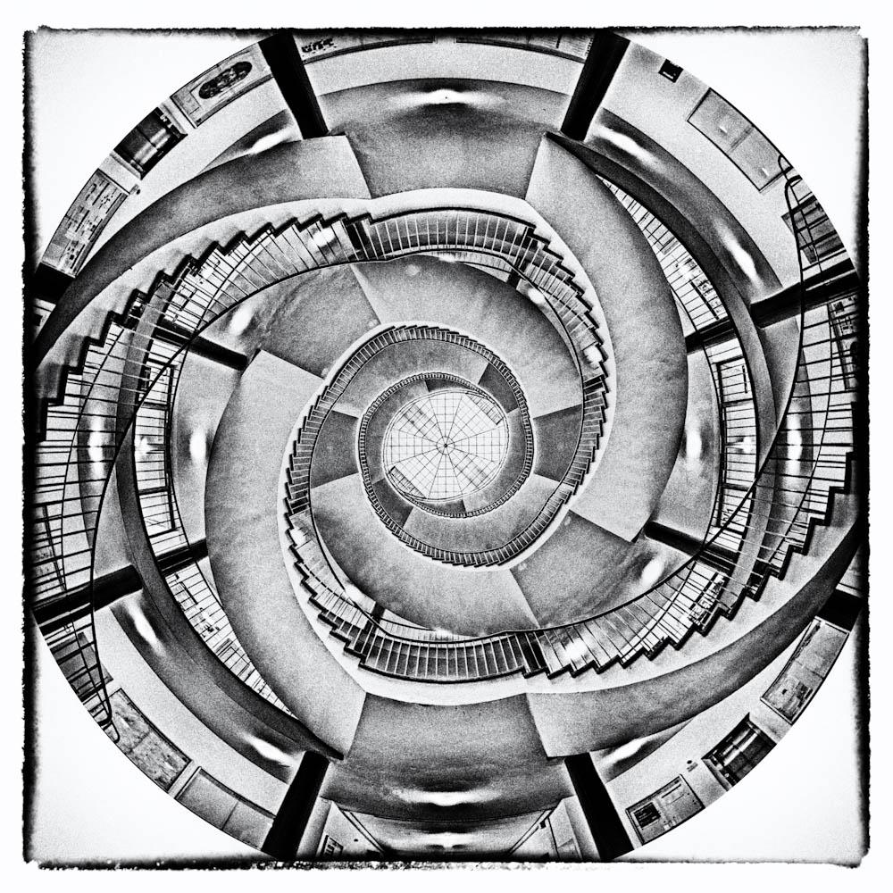 Treppen Dresden spiraltreppe tu dresden foto bild architektur treppe