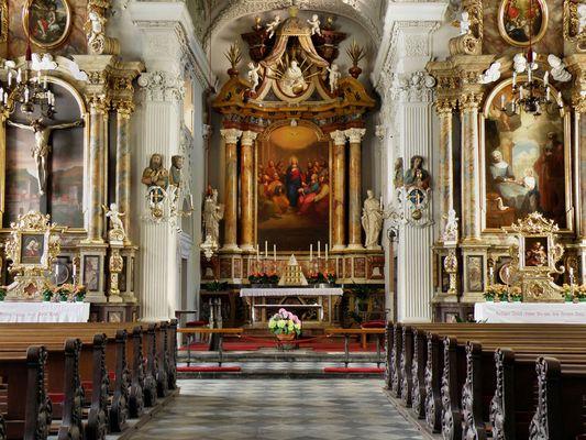 Spitalskirche in Innsbruck