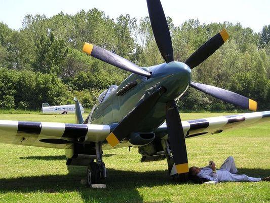 Spitfire MK. XIX