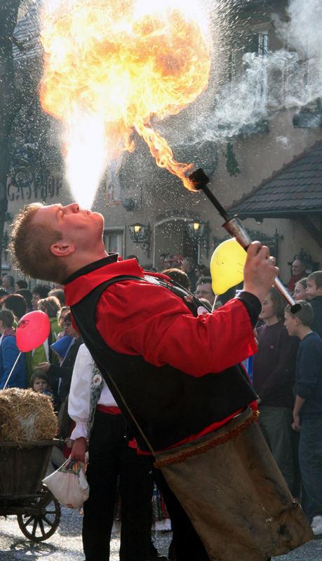 spitting fire2