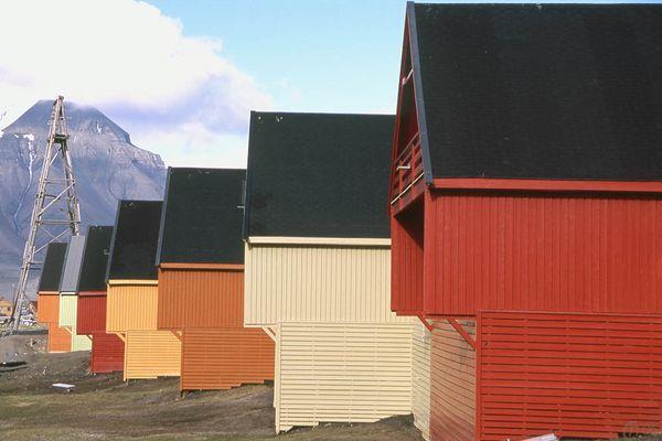 Spitzbergen in Farbe #2