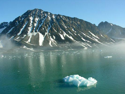 Spitzbergen - Magdalenen Fjord