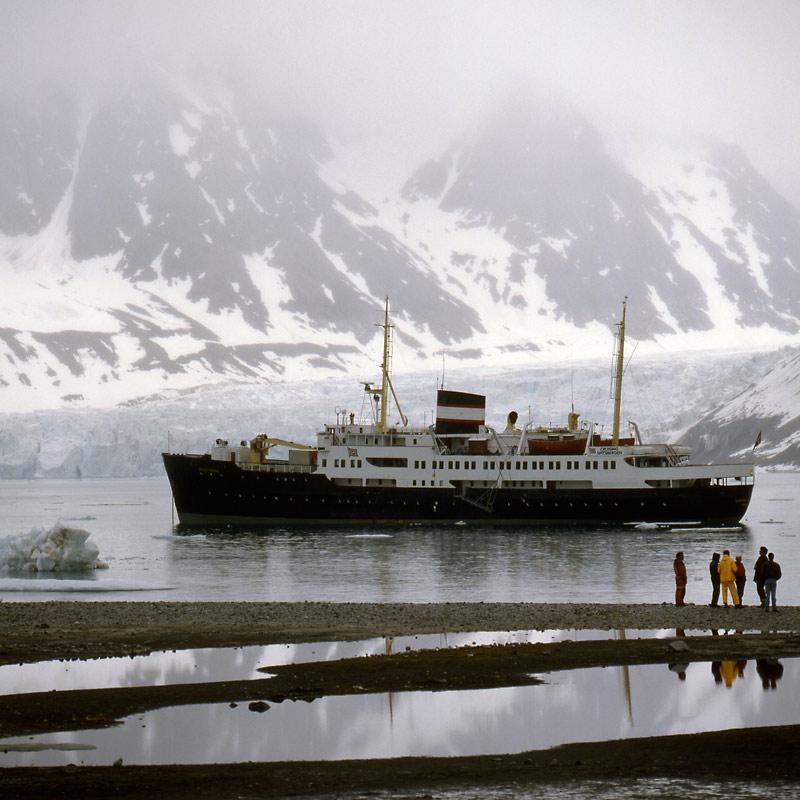 Spitzbergen- Magdalenenfjord
