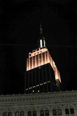 Spitze vom Empire State Building