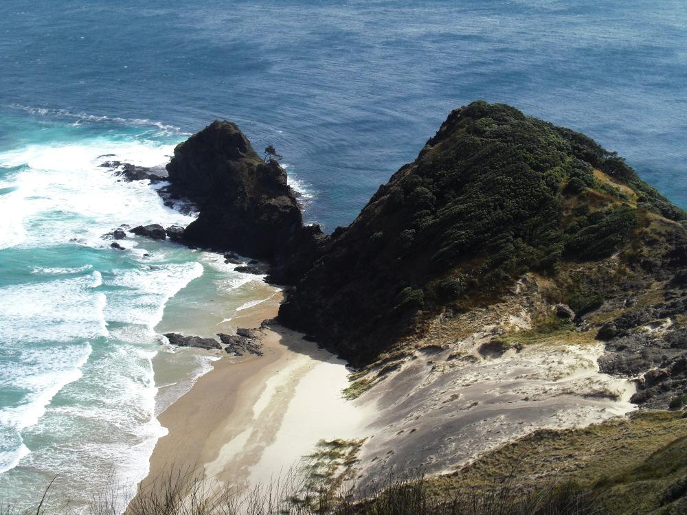Spitze von Cape Reinga