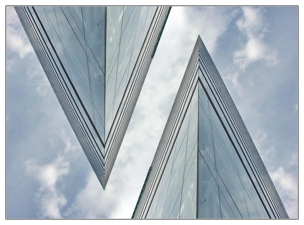 Spitzen-Architektur