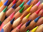 Spitzen-Köpfe - Bleistifte - 5 von 5 (Serie)