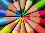 Spitzen-Runde - Bleistifte - 2 von 5 (Serie)