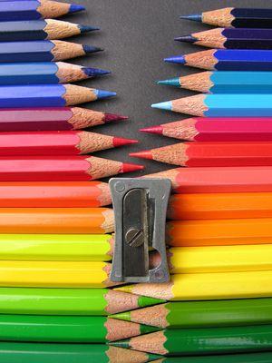 Spitzen-Verschluss - Bleistifte - 1 von 5 (Serie)
