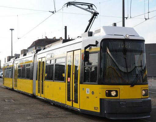 Spitzenlicht für Berliner GT6N