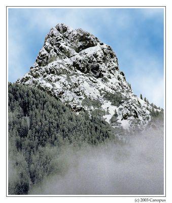Spitzenstein - Tirol