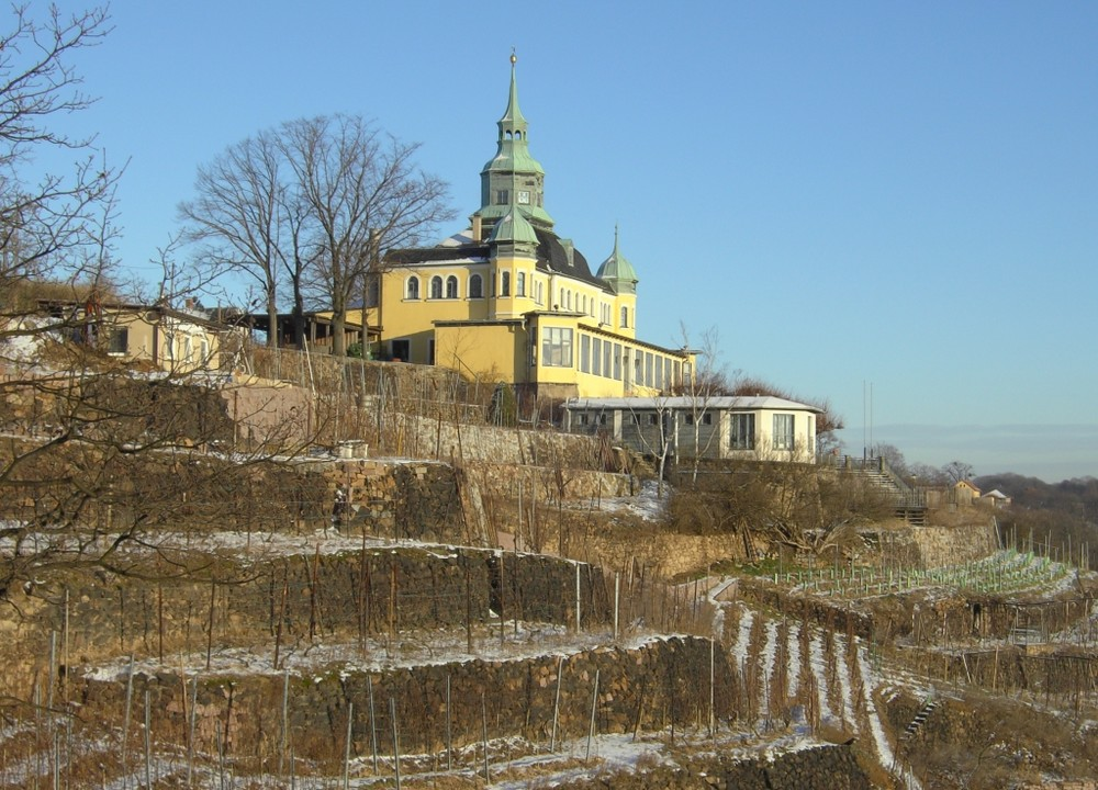 Spitzhaus - Winter 2009