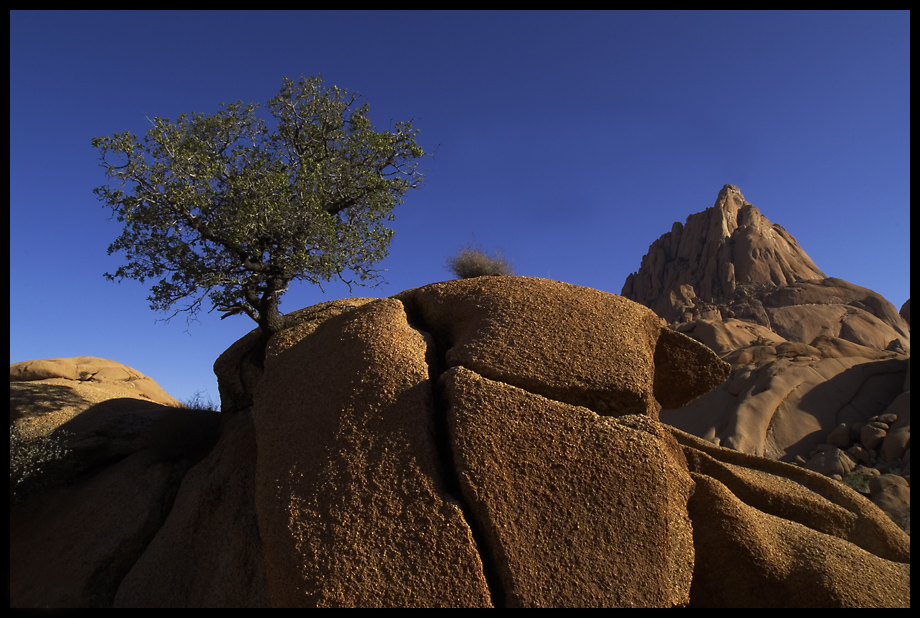 Spitzkoppe Abschied