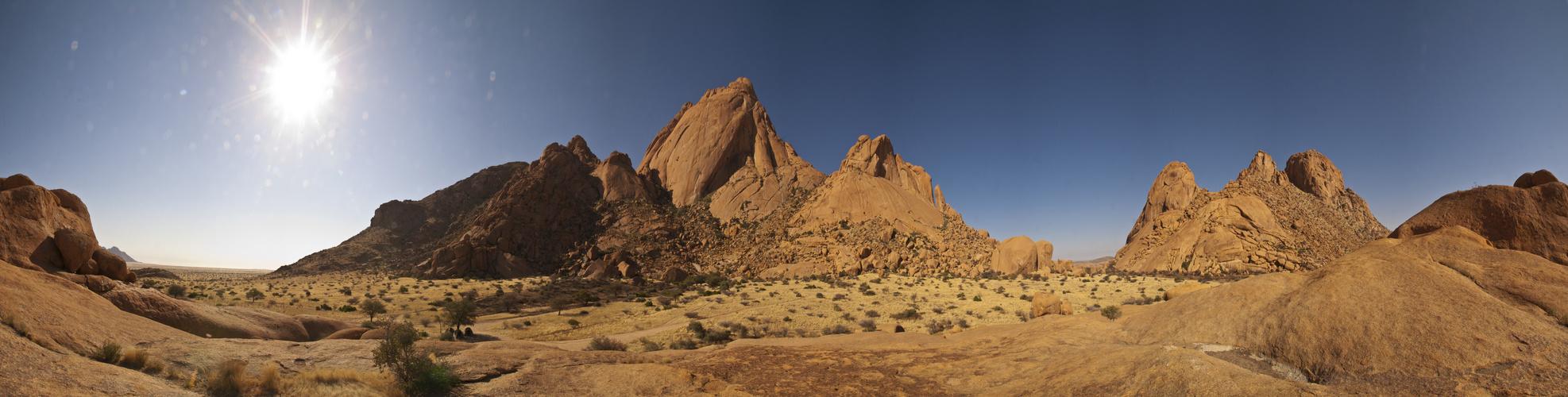 Spitzkoppe / Namibia / 2011