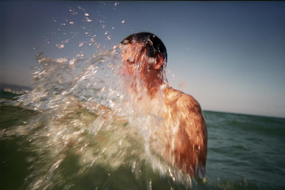 Splash...!