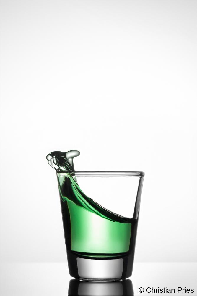Splash - Green