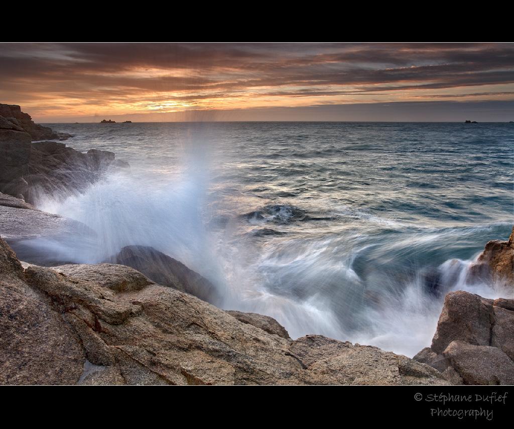 splash - Plouarzel, Mer d'iroise (29)