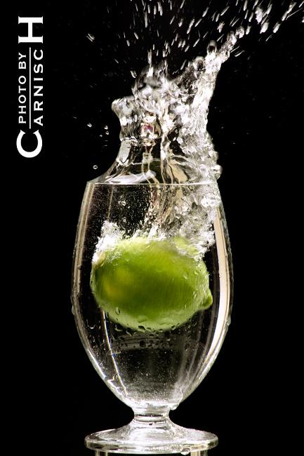 Splashing Lime