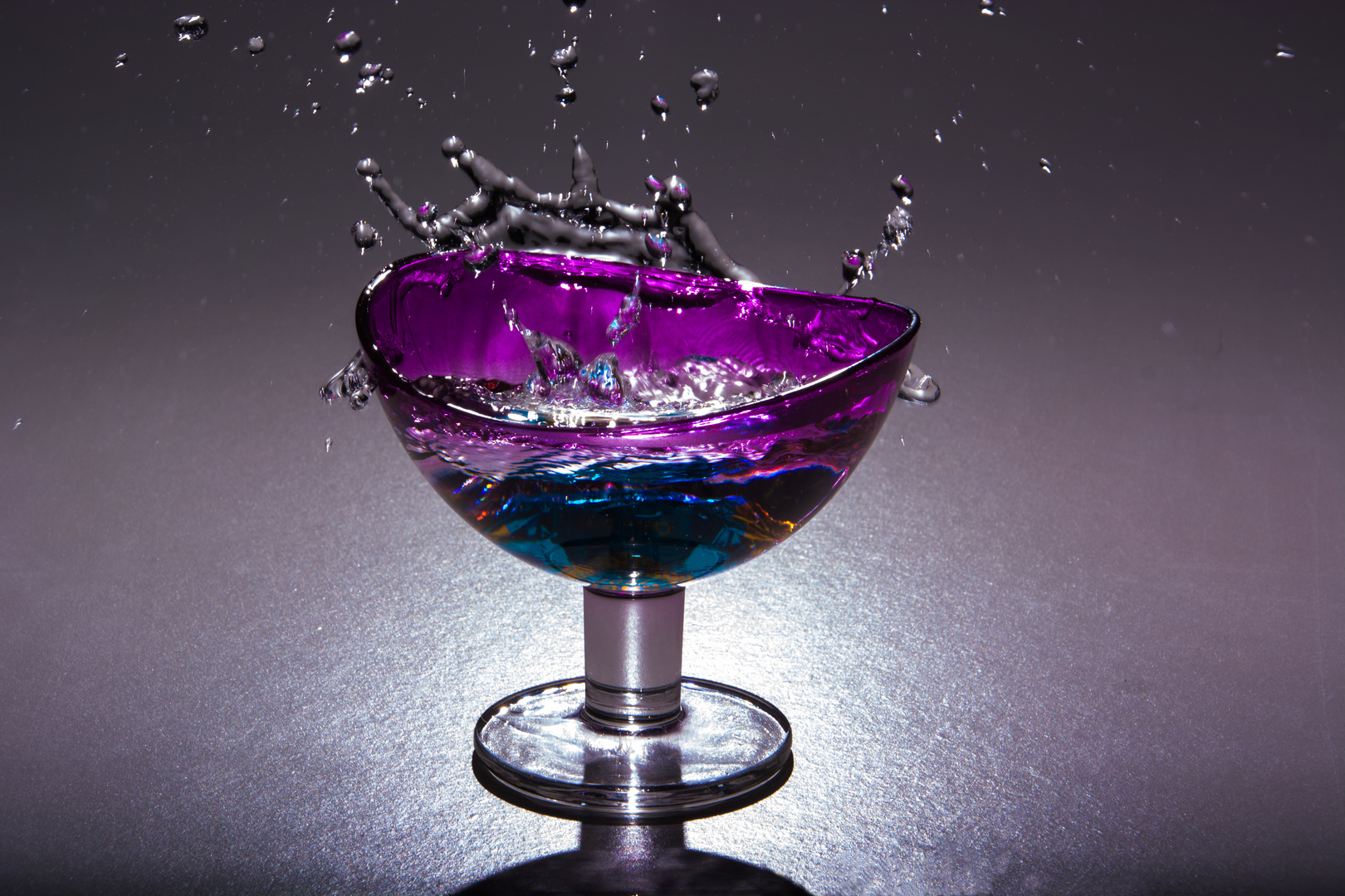 Splashing Water in Leonardo_3