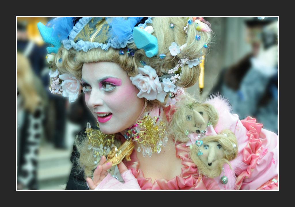 Splendeurs du Carnaval de Venise