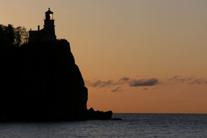 Split Rock Lighthouse Sunrise 2