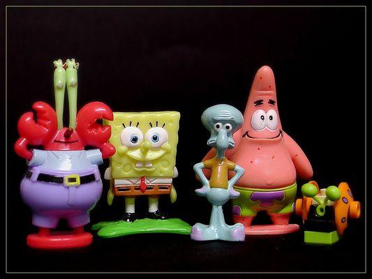 Spongebob & Co.