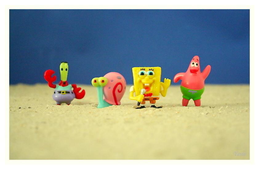 SpongeBob&Co**