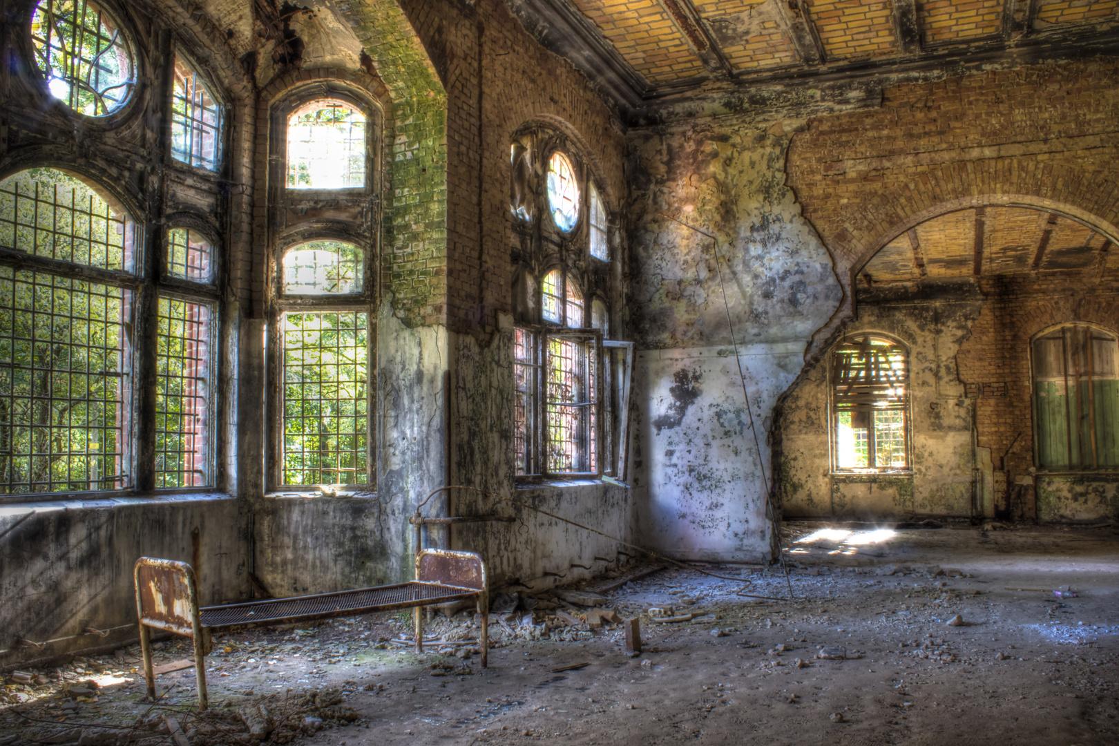 Spooky Beelitz - Beelitzer Heilstätten