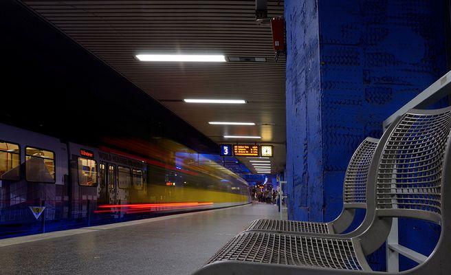 Spooky Subway