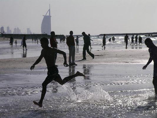 Sport am Burj Al Arab