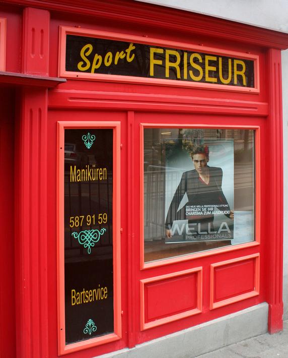 Sport-Friseur
