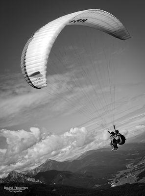 Sport nel vento....